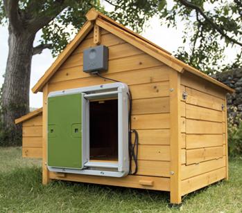 secure wooden chicken coop omlet autodoor 7667dcd8 1
